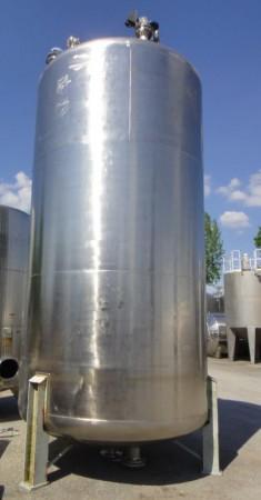 Behälter 22.000 Liter aus V4A, gebraucht, einwandig