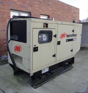 Stromaggregat 100 kVa, gebraucht