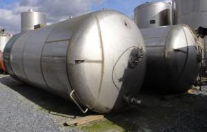 Behälter / Tank / Silo 22.000 Liter