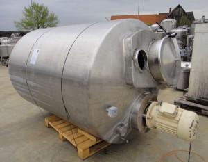 Behälter / Tank / Silo 2.500 Liter