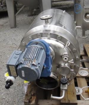 Behälter / Tank / Silo 153 Liter