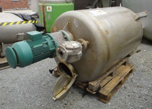 Behälter / Tank / Silo 1.300 Liter