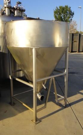 Behälter / Tank / Silo 1.500 Liter