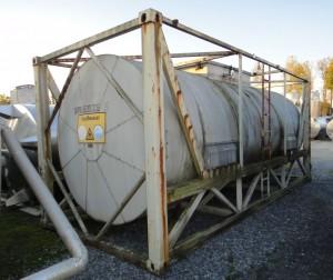 Behälter / Tank / Silo 16.200 Liter