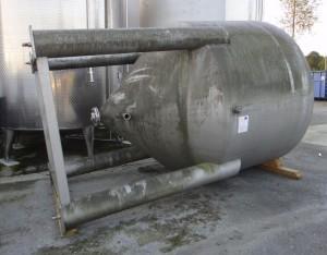 Behälter / Tank / Silo 9.000 Liter