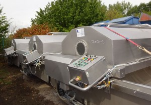 Behälter / Tank / Silo 1.500 / 1.500 Liter