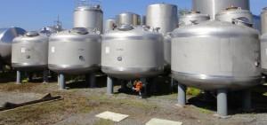 Behälter / Tank / Silo 6.740 Liter