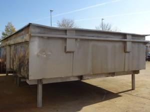 Behälter / Tank / Silo  9.200 Liter