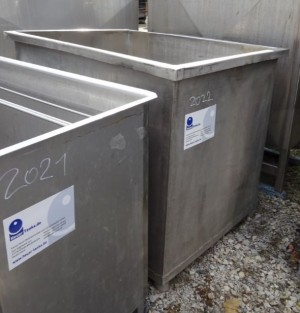Behälter / Tank / Silo 1.000 Liter