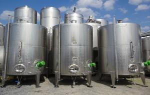 Behälter / Tank / Silo 15.000 Liter