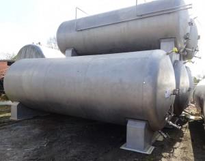 Behälter / Tank / Silo 18.000 Liter