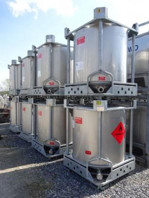 Behälter / Tank / Silo 1.025 Liter