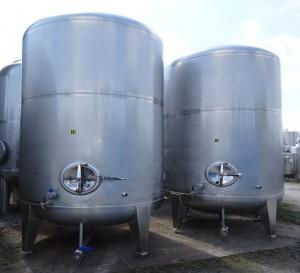 Behälter / Tank / Silo 13.000 Liter