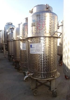 Behälter / Tank / Silo 150 Liter