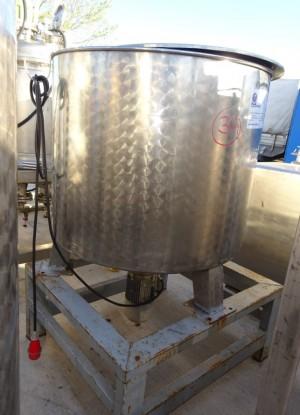 Behälter / Tank / Silo 650 Liter
