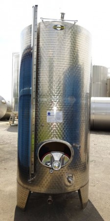 Behälter / Tank / Silo 2.650 Liter