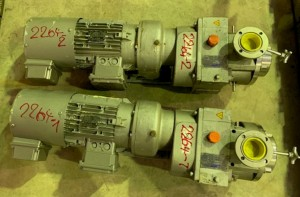 Fristam Pumpe 1,5 kW