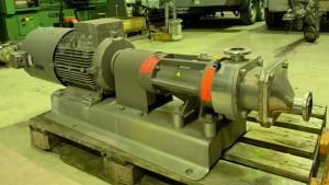 Pumpe 0,1-0,5 m/h Förderstrom