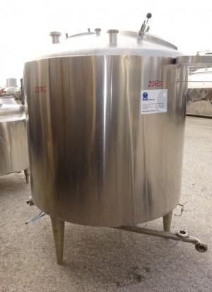 Behälter 1.000 Liter temperierbar, isoliert, gebraucht