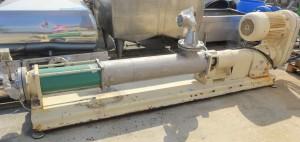 Netsch-Pumpe 18,5 kW