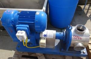 Pumpe 5,5 kW