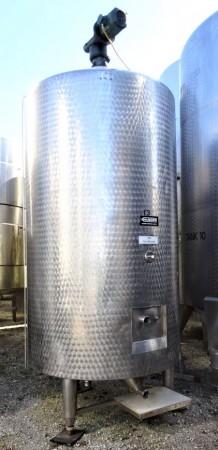 Behälter 3.500 Liter aus V2A