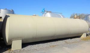 Behälter 25.000 Liter aus Stahl DIN 6616 / D