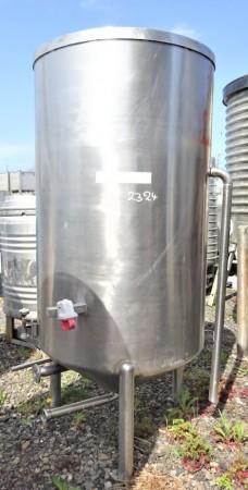 Behälter 1.200 Liter aus V2A einwandig