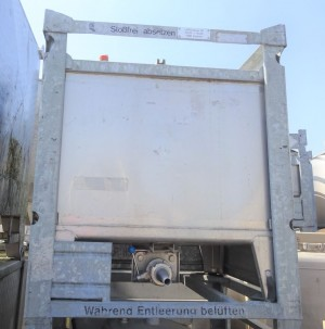 Container 500 Literaus V2A