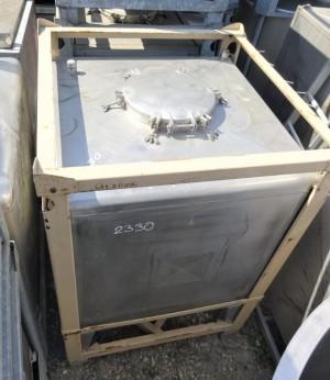 Container 1.000 Liter aius V2A