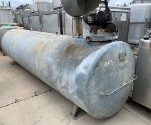 Stahltank 3.000 Liter DIN 6624 D
