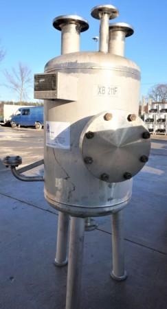 Druckbehälter 200 Liter aus V4A einwandig