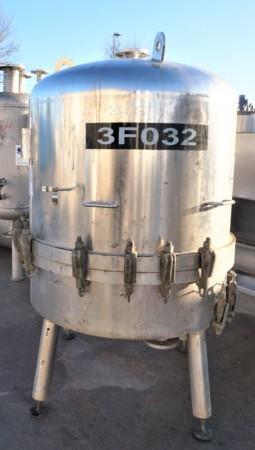 Filter 780 Liter aus V4A