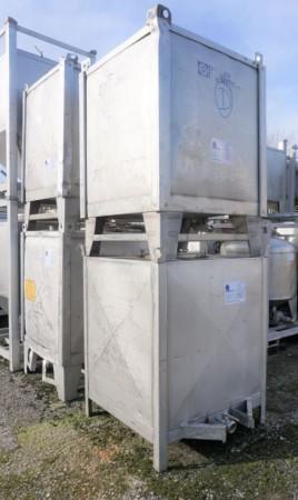Container 1.000 Liter einwandig