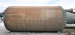 Druckbehälter 53.760 Liter aus V4A temperierbar