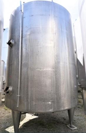 Behälter 15.000 Liter aus V2A isoliert, gebraucht