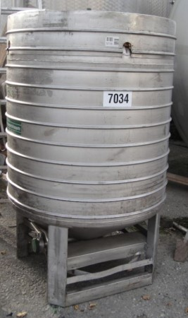 Container 800 Liter